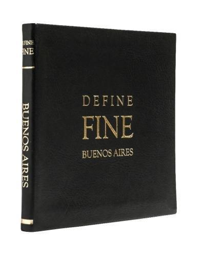 Define Fine City Guides Buenos Aires por Veronika Blomgren