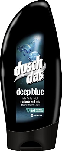 Duschdas Duschgel For Men Deep Blue, 250ml -