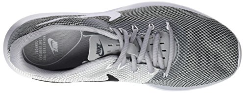 Nike Herren Tanjun Racer Gymnastikschuhe Grau (lupo Grigio / Bianco-nero)