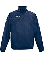 Joma Wind Corta Vento Uomo, Navy Blue (Marino), L