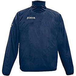 Joma Wind Chubasquero Para Hombre Color Azul Marino Talla S