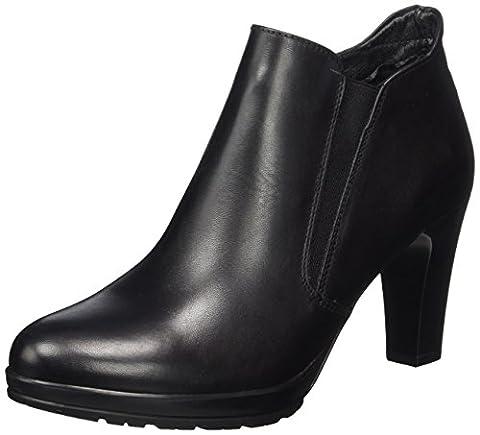 Tamaris Damen 25395 Stiefel, Schwarz (Black), 37 EU