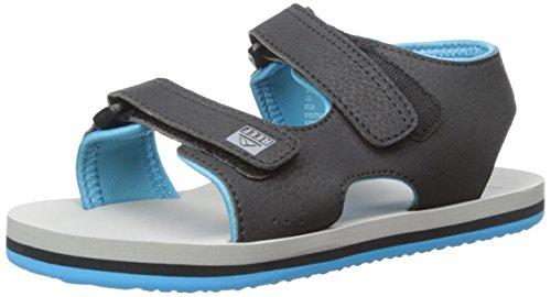 Reef Jungen Grom Stomper Sandalen, Mehrfarbig (Grey/Blue), 33/34 EU