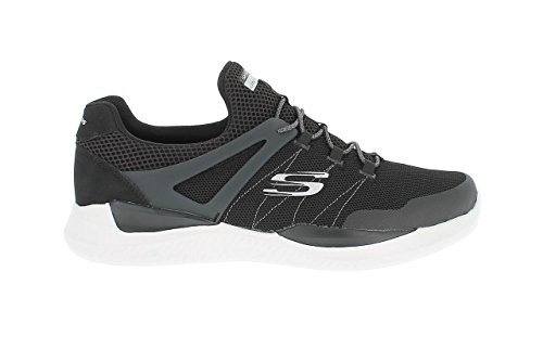 Skechers Mens Matrixx Kingdon Athletic Casual Slip On Sport Trainers (Athletic Skechers)