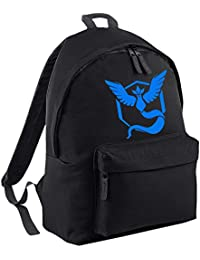 Team Mystic Pokemon Go Original Fashion Backpack. FREE DELIVERY INCLUDED.