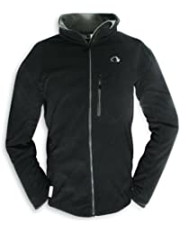 "Tatonka Essential Herren ""Craig Jacket"" Fleece Jacke, schwarz"