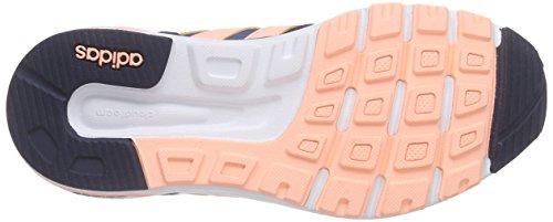 adidas Damen Cloudfoam 8tis W Laufschuhe Azul / Blanco (Azucen / Nadecl / Ftwbla)