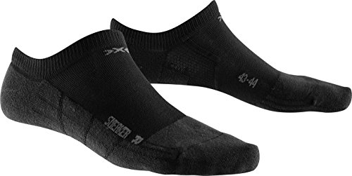 X-Socks equilibrate Sneaker calze nero