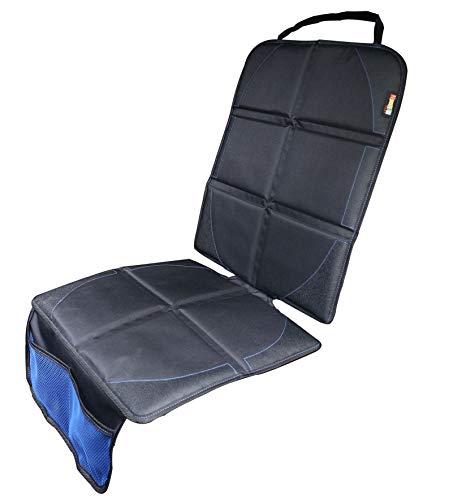 Protettori di seggiolini auto per bambini protezione universale- isofix protezione a lunga durata - rivestimento per sedile auto - sedile anteriore e posteriore