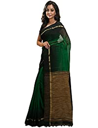 Tjsarees Silk Saree (Tj500032_Green_Free Size)