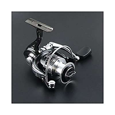 Hifanei Smooth Spinning Reel Fly Fishing Reels Carp Fishing Tackles Fishing Reel Lure Fishing