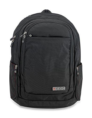 ecbc-javelin-executive-fastpass-daypack-for-17-inch-laptop-tsa-friendly-black