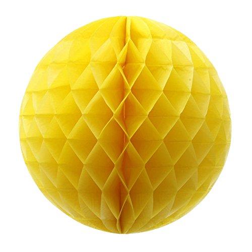 SUNBEAUTY 20er Set (5cm) Tissue Papier Honeycomb Wabenball Party Geburtstag Feier Dekoration (20 Stück)