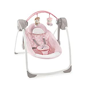 Ingenuity, Balancelle portable Comfort 2 Go - Audrey