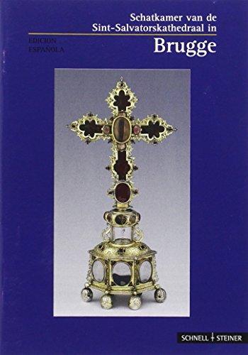 Brugge: Catedral de San Salvador - Tesoro (Kleine Kunstfuhrer/Kirchen U. Kloster) por Kervyn Benoit