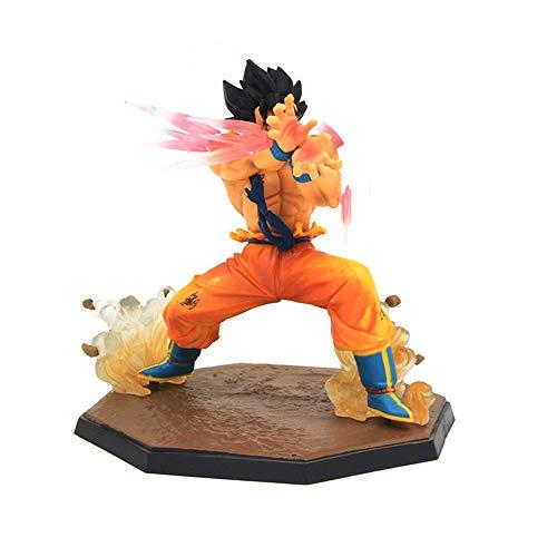 WenWiuir Dragon Ball Estatuilla de Juguete Juguete Unisex Muñeca Hermosa Presente Niños muñeca (Color : A01, Size : 15 X 15 X 16cm)