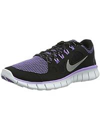 Nike Free 5.0 Le (Gs) 631563-001 Scarpe Da Jogging, Bambina