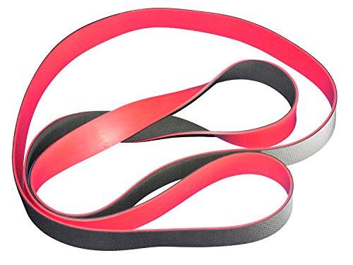 Deuserband Das Original rot schwarz Trainingsband