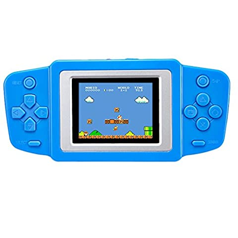 ZHISHAN Kids Classic Retro Game Handheld Portable Video Console Rechargeable Player 2.5