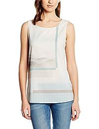 Esprit 056eo1k012-Regular Fit, T-Shirt Femme