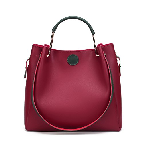 koson-man-womens-simple-style-casual-soft-leather-fashionable-fresh-high-capacity-tote-bags-shoulder