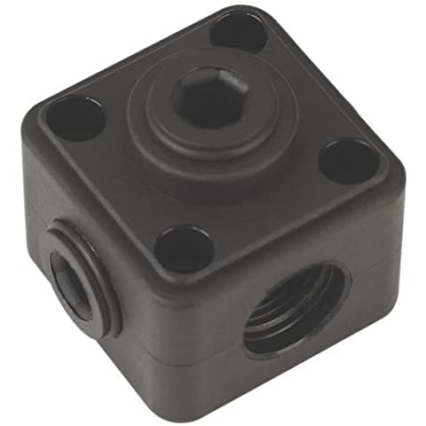Sealey CASPB - Blocco 5 x collegamento 1.2 pollici bsp portatile