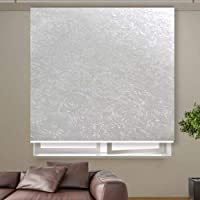 Window Blinds , Solid , 200x150 cm, Silver - S004