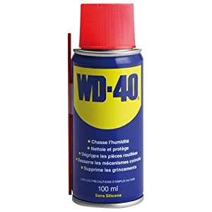 WD-40 aérosol