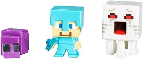 Mattel Minecraft 3pack Zahlen L-Serie