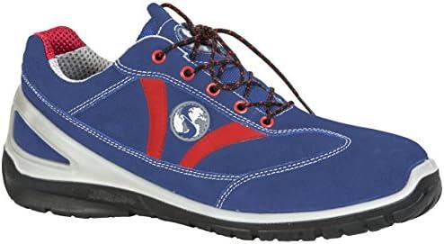Seba 599 FCE Zapato baja S3 SRC, color azul, talla 45