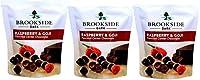 Brookside Dark Chocolate Raspberry & Goji 100gm (Pack of 3)
