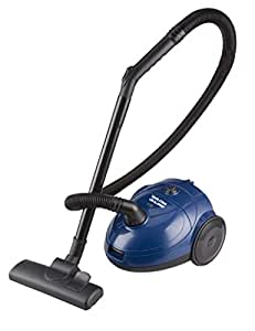 American Micronic-AMI-VC1-10Dx-1000 Watt (1200w Max) Mid Size Imported Vacuum Cleaner (Blue)