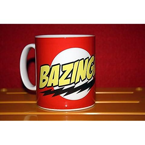 Big Bang Theory - Bazinga - Taza de París