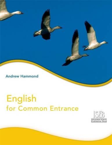 English for Common Entrance Pupil's Book