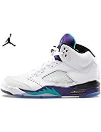 Nike Air Jordan 5 Retro 'Grape'