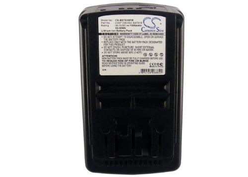 CS BST818PW Batería 1500mAh Compatible [Bosch] 11536C