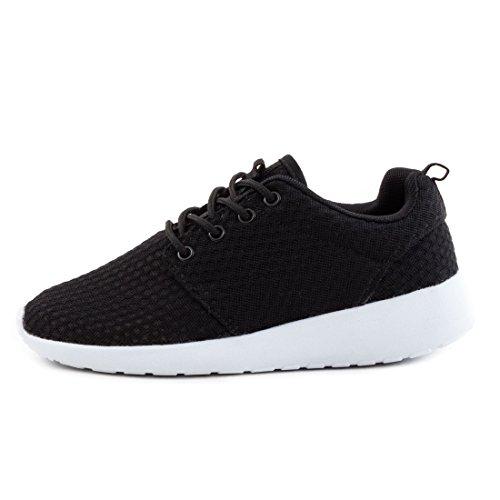 Sneaker unisex Nero/Bianco