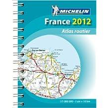 Mini atlas France 2012 (Anglais) de Collectif Michelin ( 26 novembre 2011 )