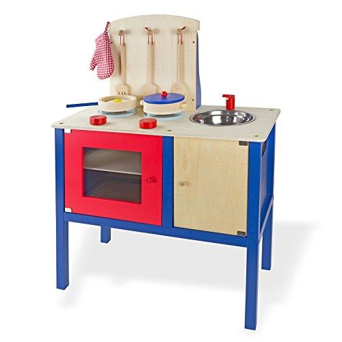 DEMA Kinderküche mit Zubehör