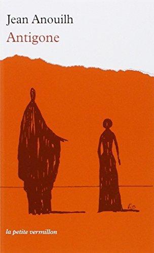 Antigone (La Petite Vermillon) by Jean Anouilh (2005-02-01)