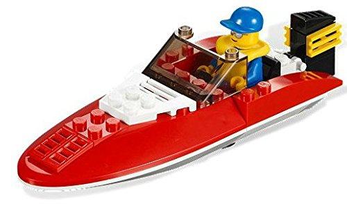 LEGO City 4641 - Motoscafo
