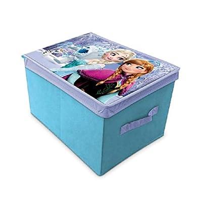Disney Frozen Caja guardajuguetes con Tapa Plegable (Suncity RNC402314) de Suncity