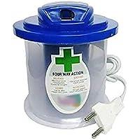 FITOFLEX Steam Inhaler/Facial Steamer/Steam for Cold and Cough/Mini Facial/Nose Steamer