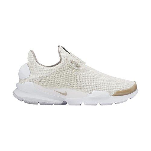 Nike Sportswear Herren Sneakers Sock Dart SE Offwhite (20) 45 (Nike-dart)