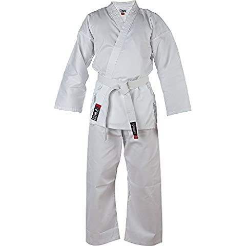Blitz Sports Studente Karate Polycotton tuta - (Cotton Kimono)