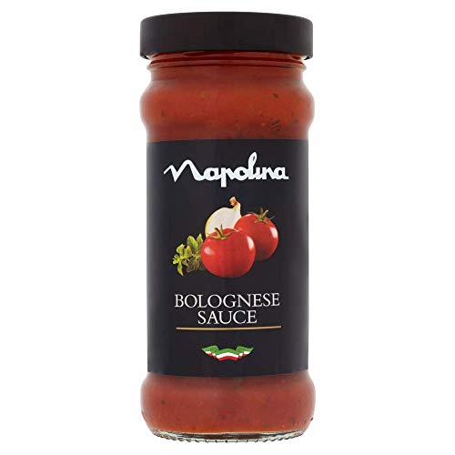 Napolina Bolognese Sauce, 350 g, Pack of 6