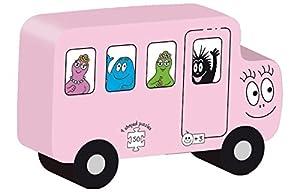Universal Trends Barbapapa Puzzle Silueta Vehículos de Transporte (2210)