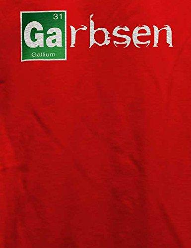Garbsen T-Shirt Rot