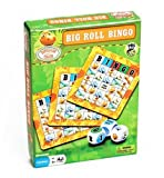 Dinosaur Train Big Roll Bingo Game