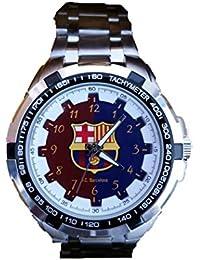 Reloj Caballero FC Barcelona. Exclusivo y Elegante. Esfera de 4 079093c04bd